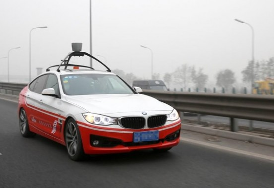 China will test its autonomous car in the USA