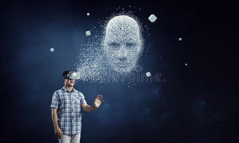 A new system based on AI and VR will allow servicing hazardous facilities