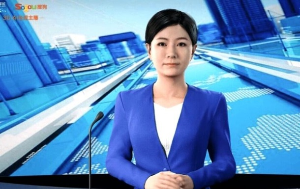 News Agency in China Creates Virtual Presenter